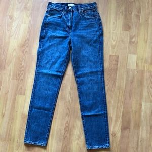 J. Crew Perfect Full Length Vintage Jeans